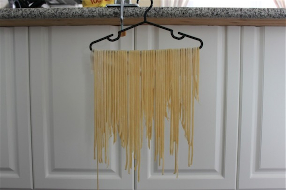 How to make fresh pasta step 8