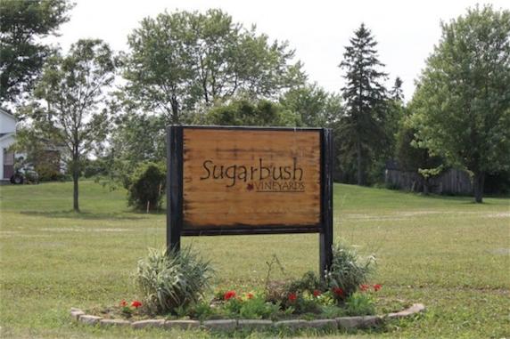 Sugarbush sign
