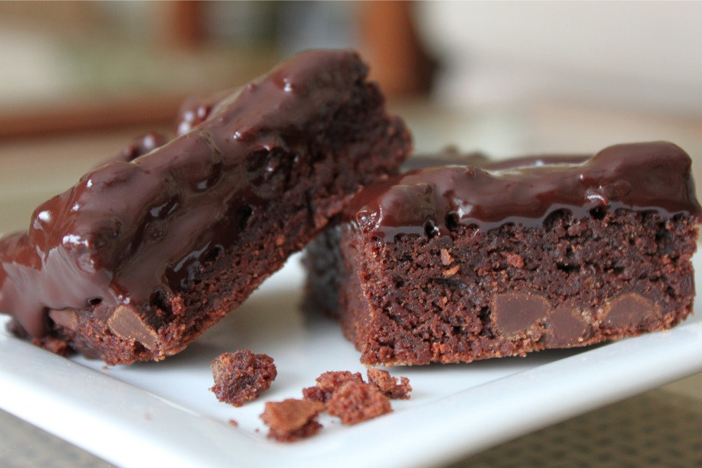 Perfect Double-Chocolate Brownies advise