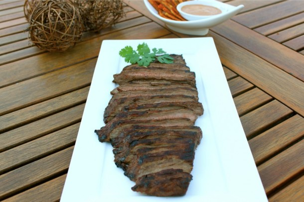 Delicious Steak Marinade