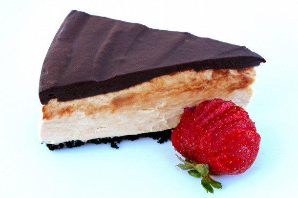 No Bake PB Cheese cake