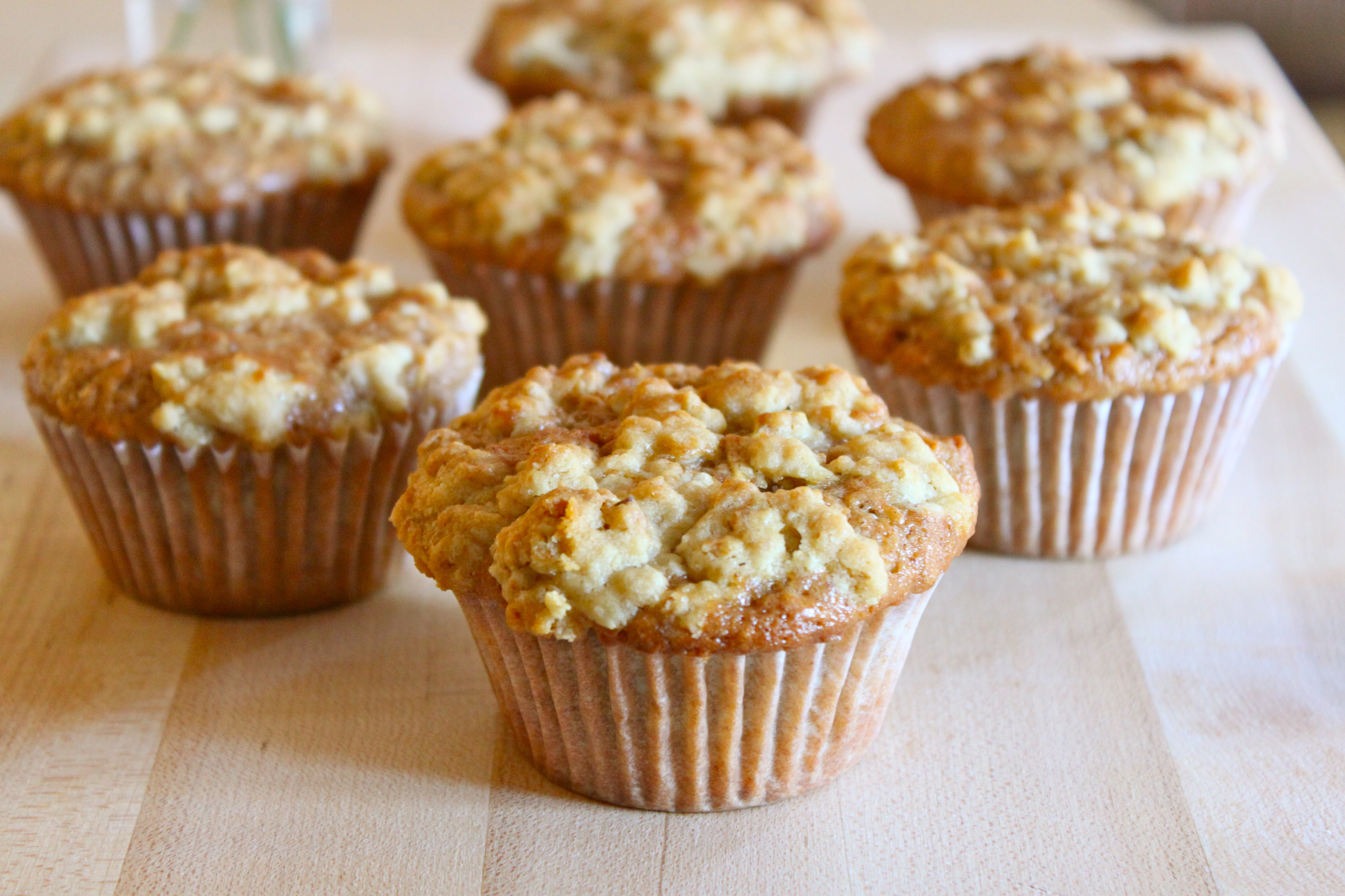 Apple And Coconut Muffins I Adore Food