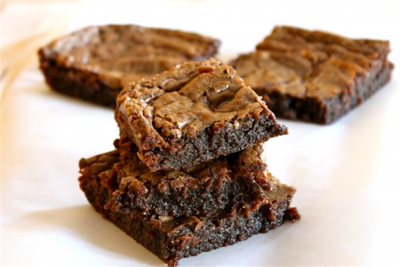 brownies nutella