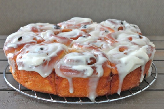 Best Ever Ever EVER Cinnamon Rolls with Cream Cheese Icing - I Adore ...