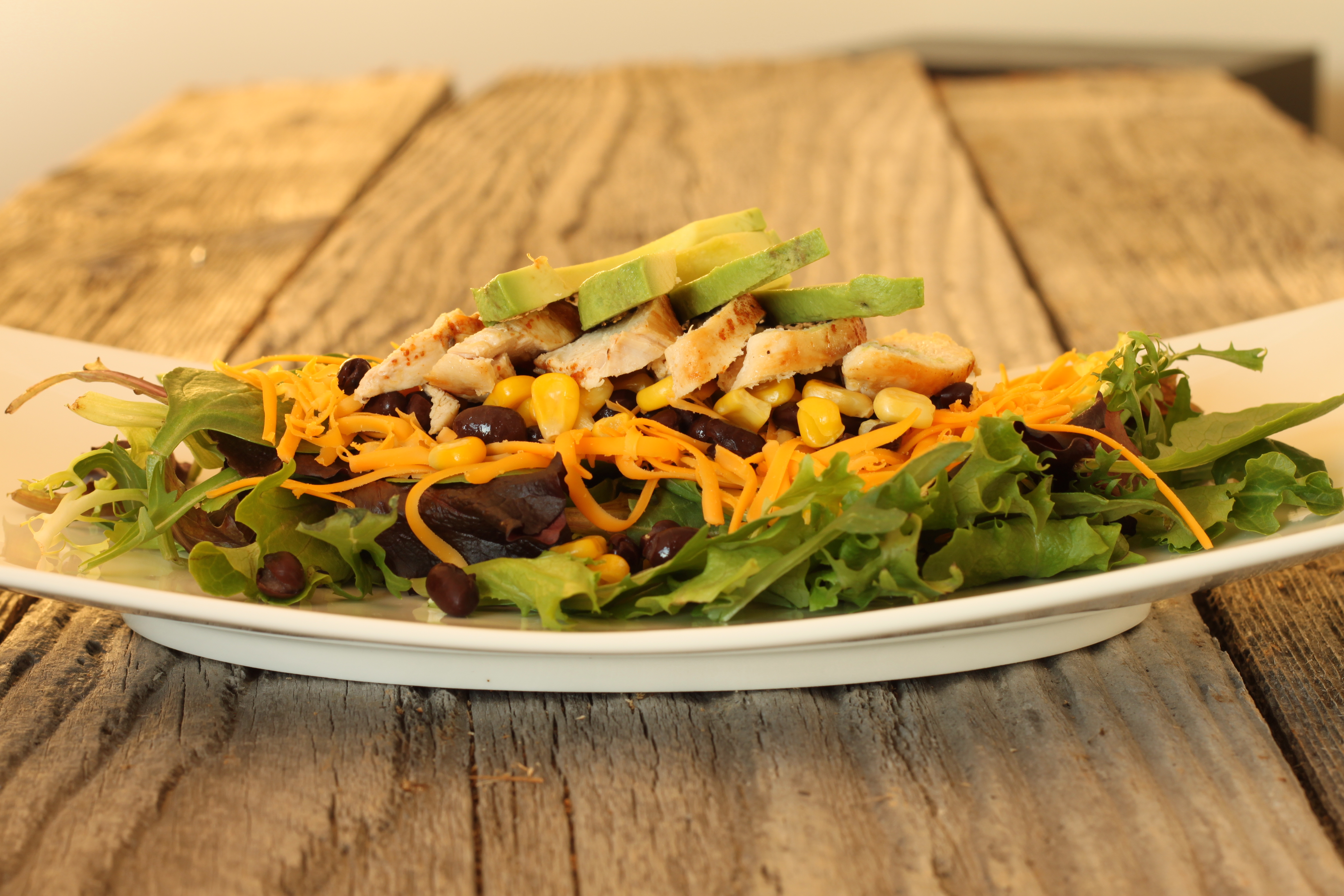 Southwestern Salad - I Adore Food!