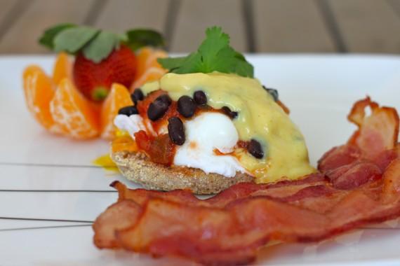 eggs benedict rancheros