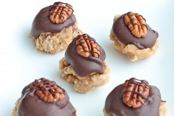 Pecan Praline Bites Recipes — Dishmaps