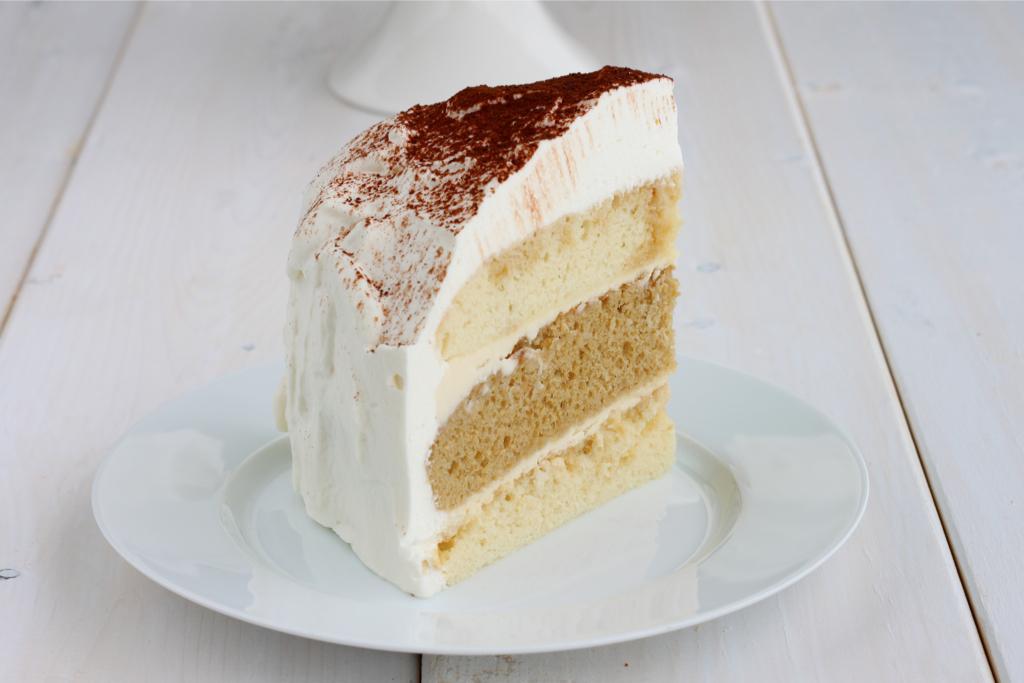 Tiramisu Cake - I Adore Food!