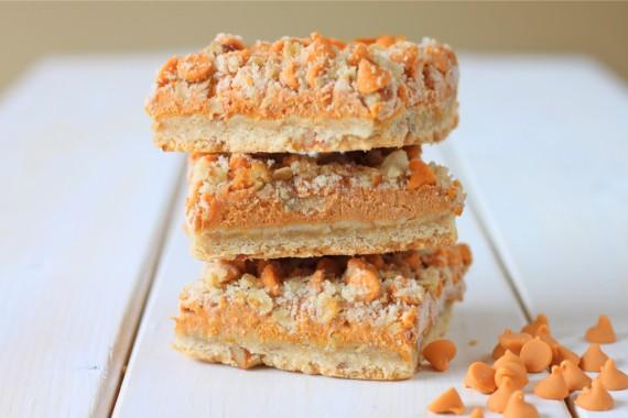 pumpkin pie streusel