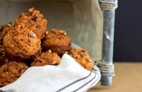 oatmeal pumpkin muffin