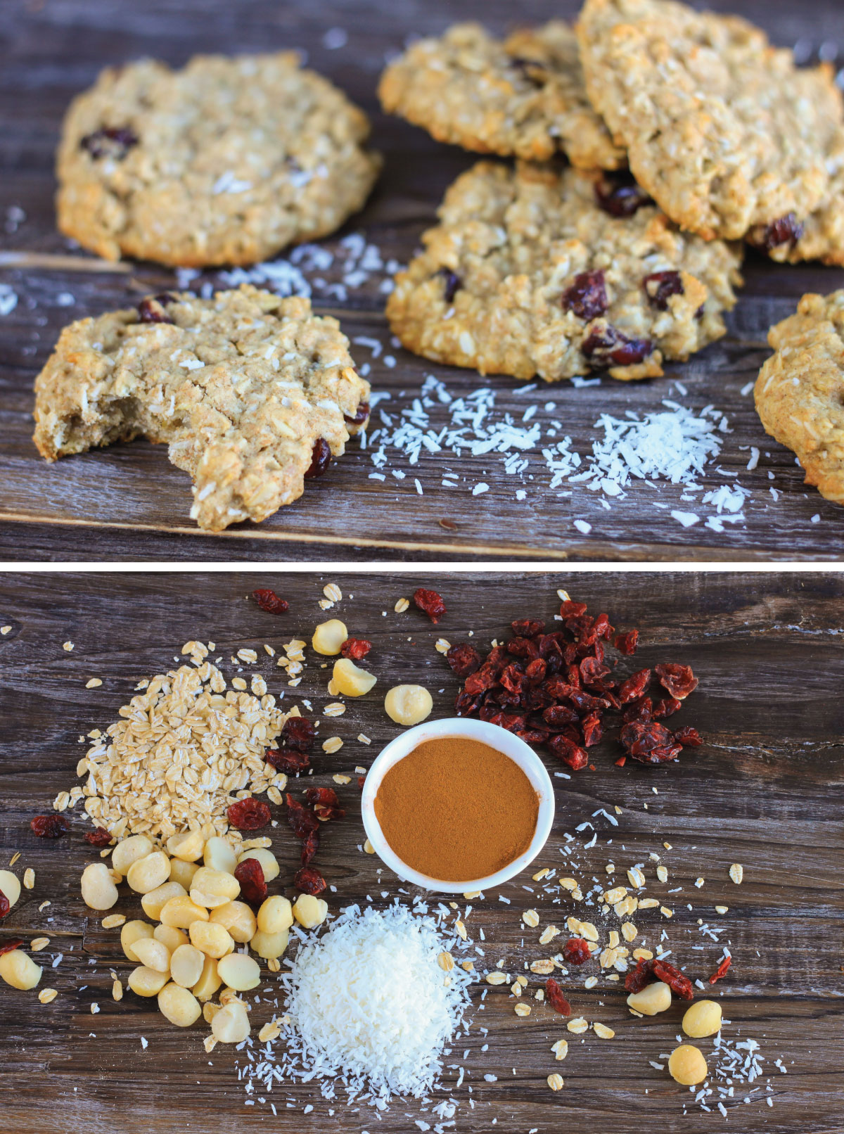 Cranberry Macadamia Nut Cookies Recipe