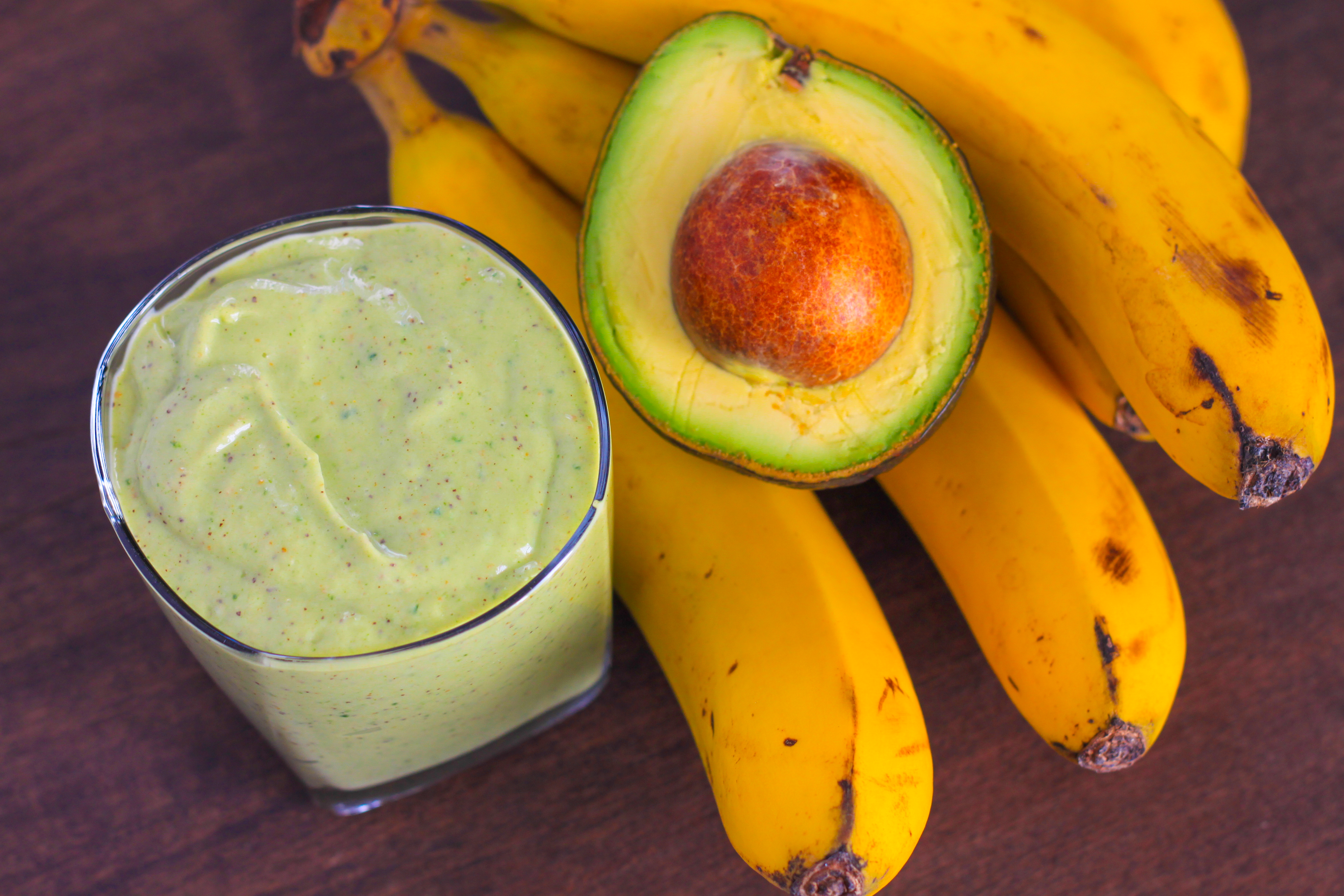 Avocado-Banana Smoothie Recipes — Dishmaps